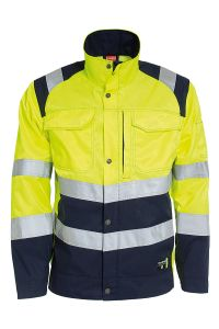 Jacket, Color: 94 yellow/navy